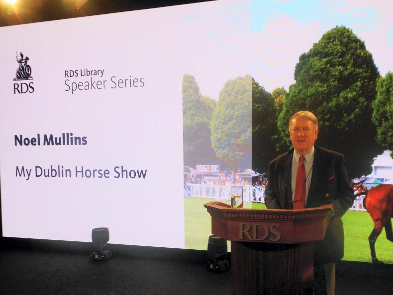 PONY TALES: Check out Noel's film on Dublin Horse Show