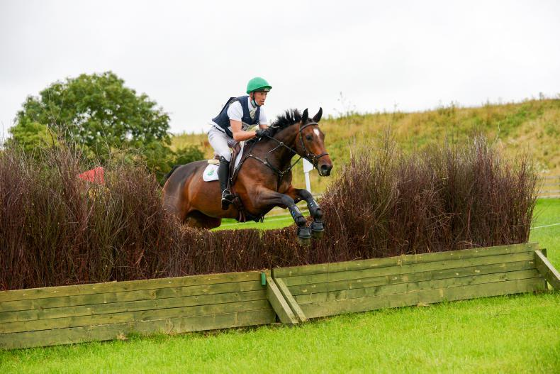 EVENTING: Cassells dominates with triple win