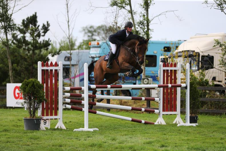 SHOW JUMPING: ESI Jet Set soars to win for Dalton