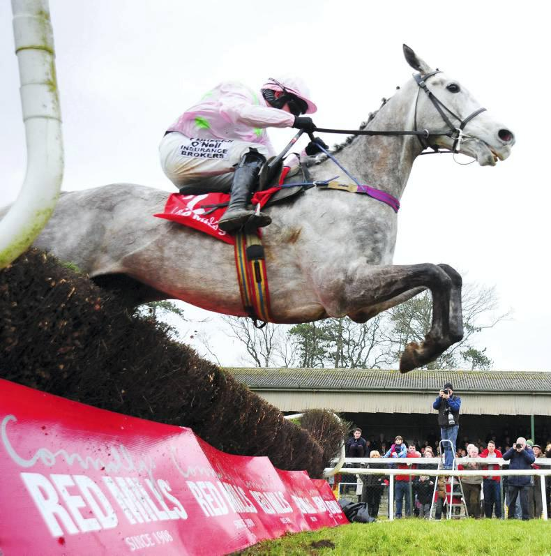 GOWRAN PARK:  Champagne shows sparkles again