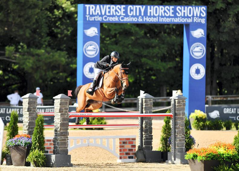INTERNATIONAL: Irish mares dominate in Traverse City Grand Prix