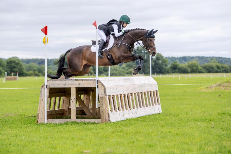 EVENTING: Double for Fagan in Kilguilkey