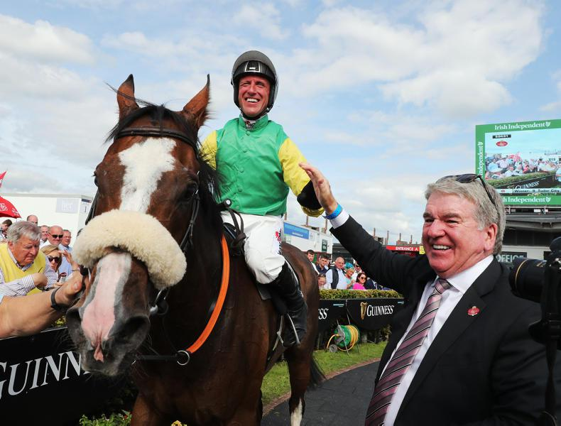 TALKING TRAINERS: Galway glory still the goal