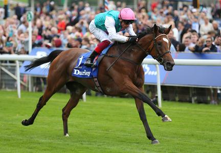 Brilliant Enable claims historic third King George