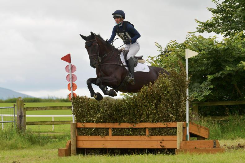 EVENTING: Sweet victory for Coleman