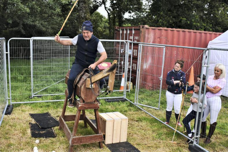 POLO: IPF launches new ladies' division at Curraghmore