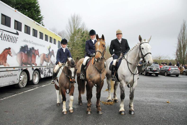 FEATURE: Edward O'Grady - the ultimate horseman