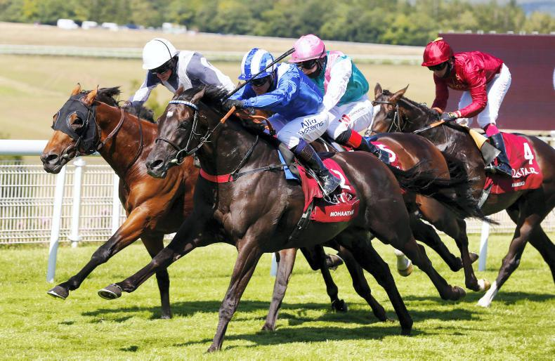 GOODWOOD WEDNESDAY: Mohaather sweeps to Sussex success