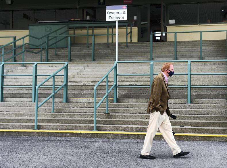 RYAN McELLIGOTT: Missing crowds so vital for racing's appeal