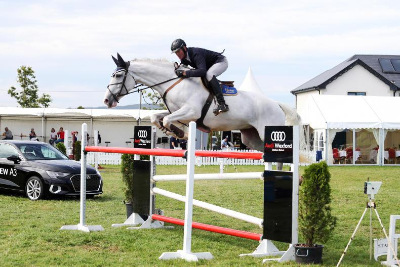 SHOW JUMPING: Donohoe lands competitive young horse qualifier at RLE