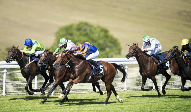 GOODWOOD THURSDAY: Supremacy another two-year-old star for Cox