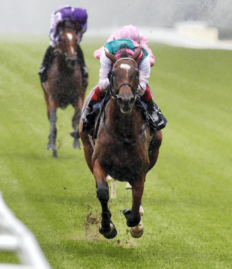 SIMON ROWLANDS: Bring on Enable and Magical rematch