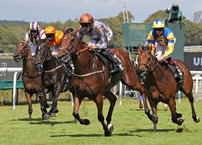 Summer special for O'Meara and Tudhope in Stewards' Cup