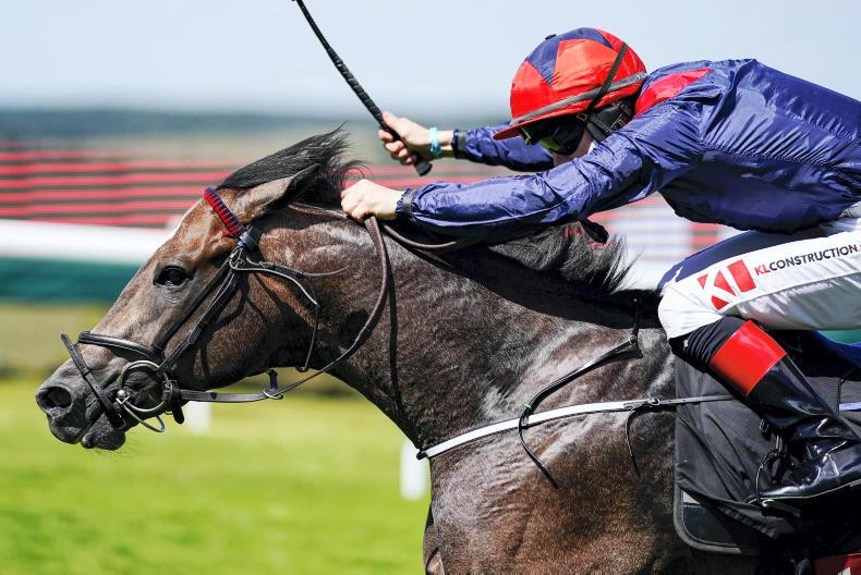 SIMON ROWLANDS: Supremacy in control of the juveniles
