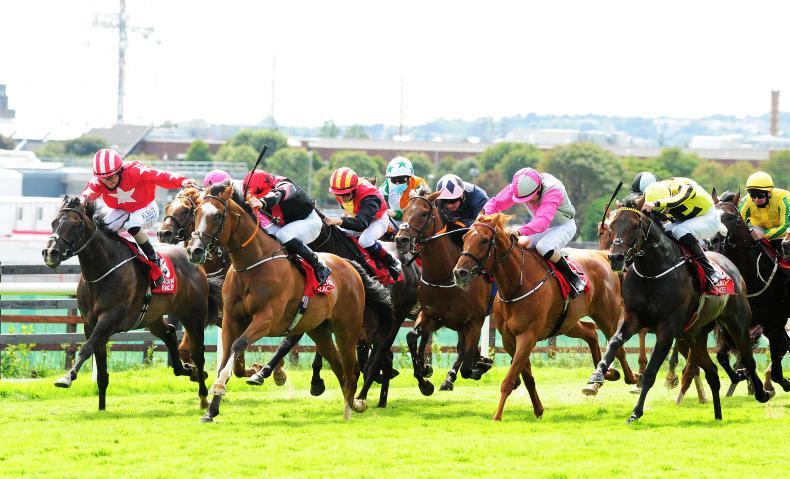 GALWAY SUNDAY: Current Option lands the big pot