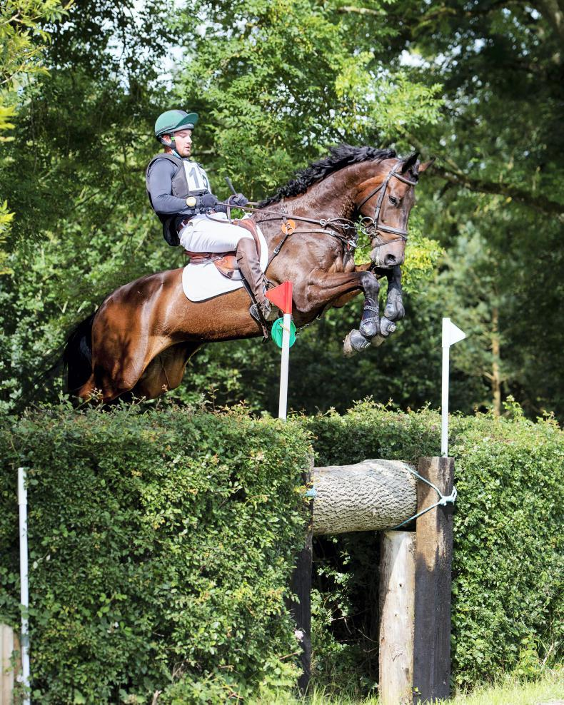 EVENTING: Worthwhile trip as Haugh completes double