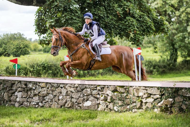 EVENTING: MacLachlan going Global