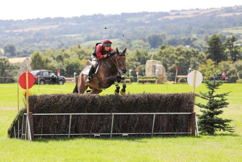 EVENTING: Blackstairs off to a good start