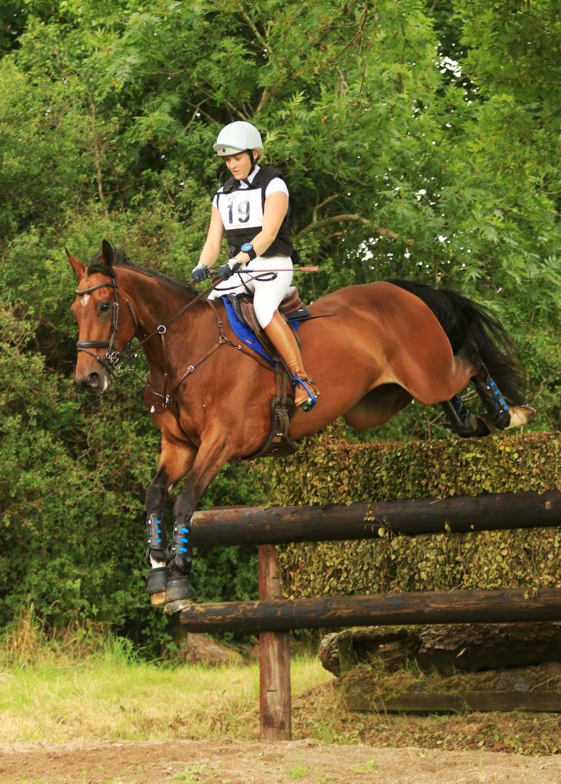 EVENTING: Premier win for Cairns