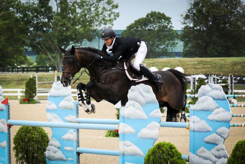 INTERNATIONAL: Sweetnam wins in Kentucky