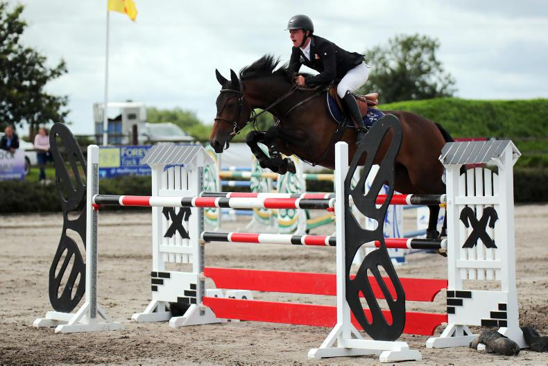 SHOW JUMPING: Talented Gortlettra Loui scores for Pender