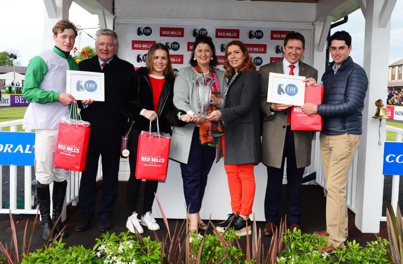 NEWS: Red Mills Irish EBF Auction Hurdle Final is back on