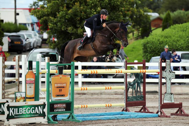 SHOW JUMPING: O'Neill's High Hopes justified with top win