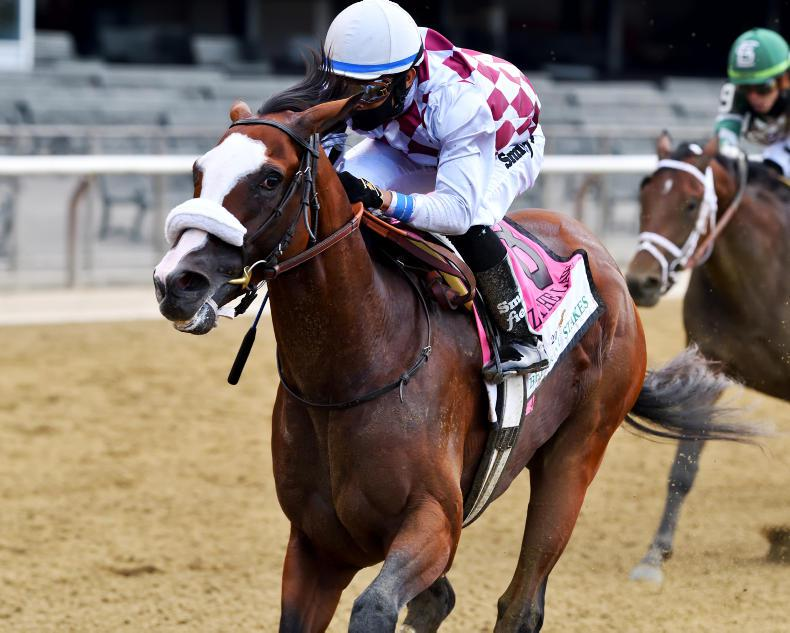 AMERICA PREVIEW: Law the order for Midsummer Derby