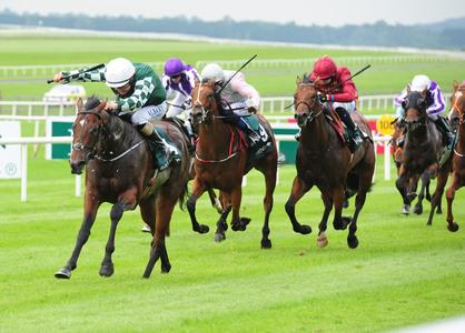 Lucky Vega rises to the top in Phoenix Stakes