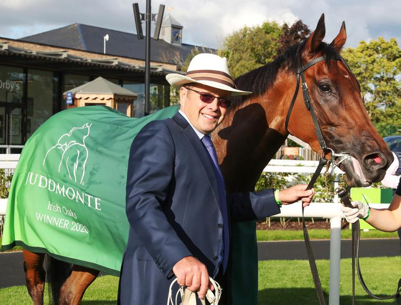 IRISH CHAMPIONS WEEKEND: Exciting entries feature classic winners