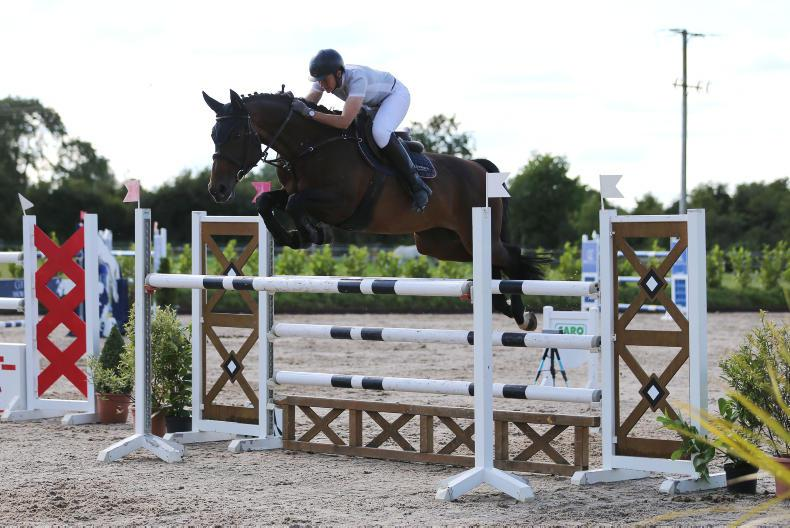 SHOW JUMPING: Vivendi Tipperary delivers for thrilled Greene