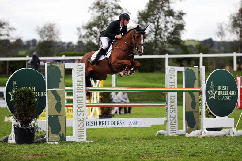IRISH BREEDERS' CLASSIC: A platform to shine