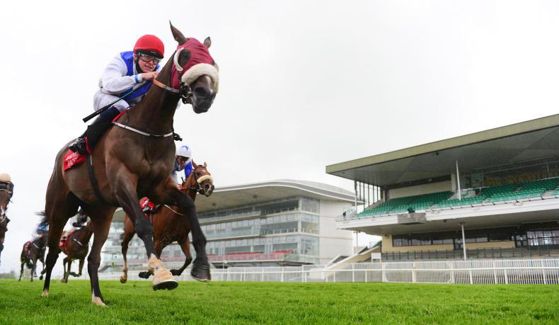 TRAMORE SATURDAY PREVIEW: Next win In Line for Barrett's hat-trick seeker
