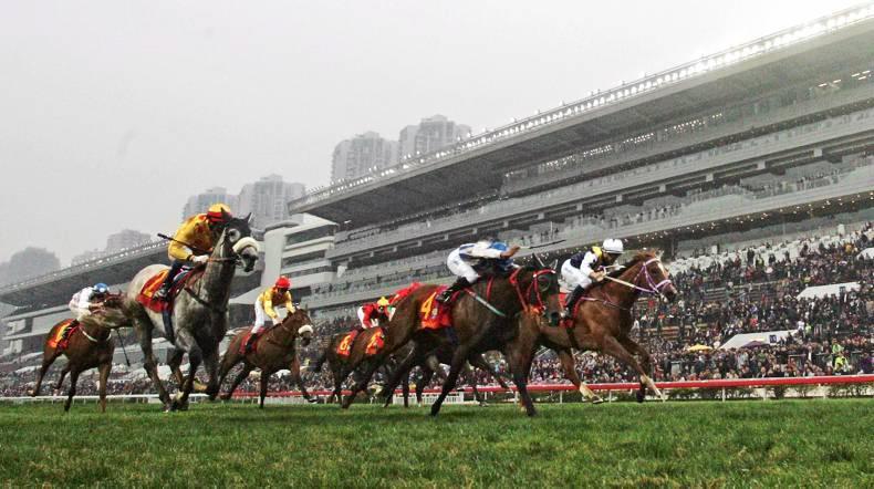 HONG KONG:  Thunder Fantasy delivers 20/1 upset