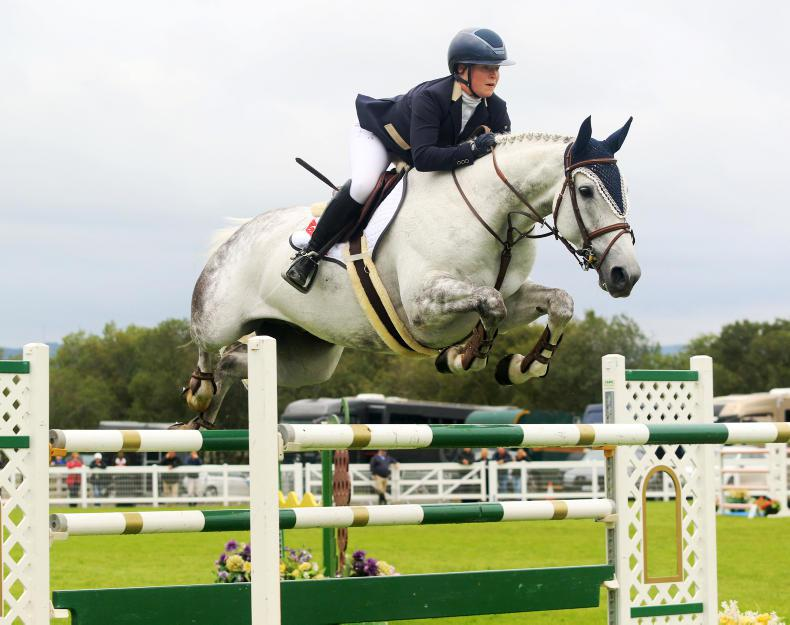 SHOW JUMPING: Derwin cruises to big victory in Balmoral