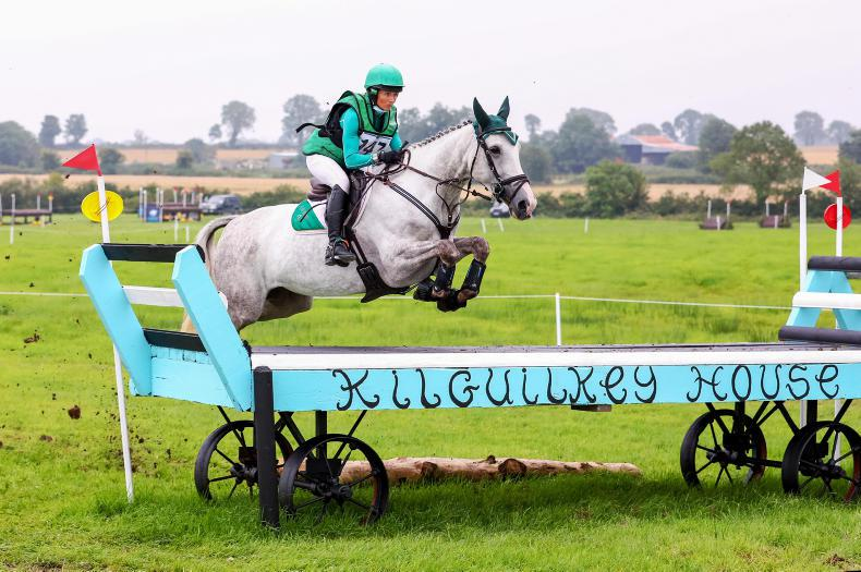 KILGUILKEY INTERNATIONAL: Lisanley chalks one up for the home team