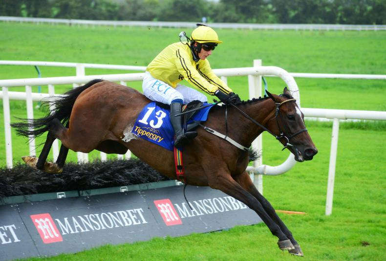 RYAN MCELLIGOTT: Back Finest Evermore in the correct race