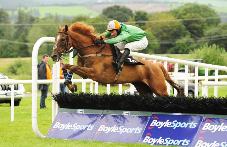 MARGIE McLOONE: The General clocks up Sligo success