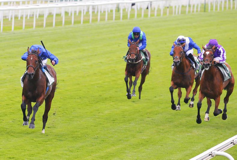 YORK: 'Finished article' Ghaiyyath much too good in International