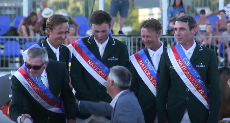 SHOW JUMPING: Irish team close in Czech Nations Cup