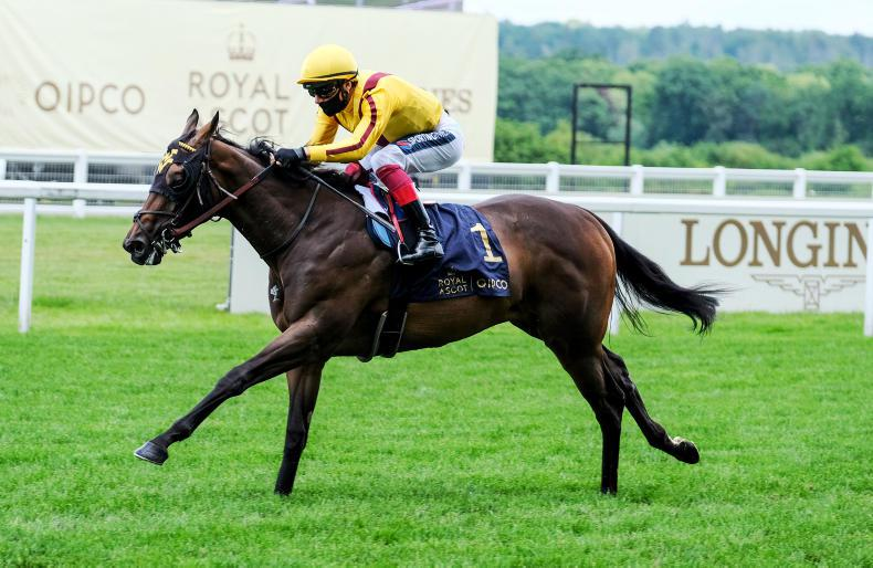Campanelle claims Morny honours