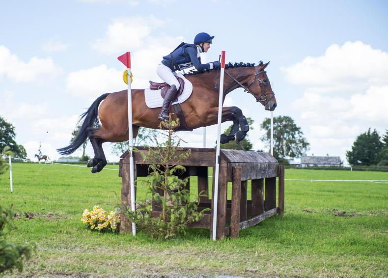 AMATEUR EVENTING: She's got the Power