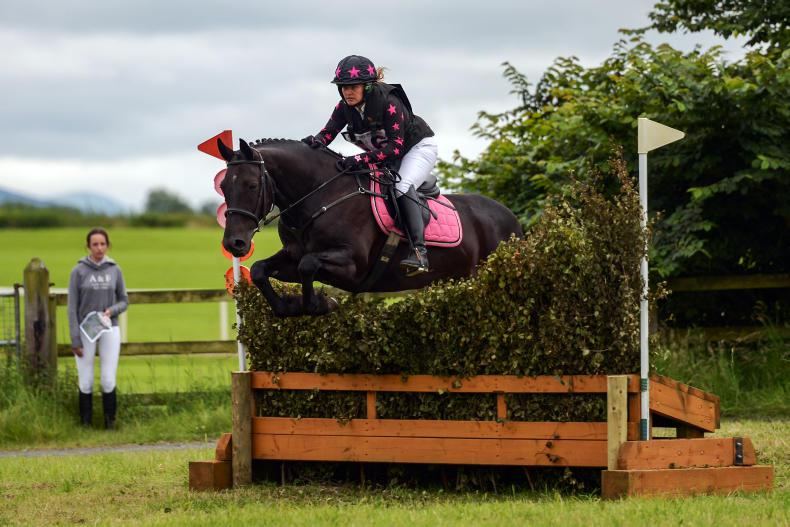 AMATEUR EVENTING: Plenty of winners at EI100 and EI90 levels
