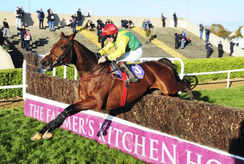 TALKING TRAINER: Castlebrook to suit Thyestes test