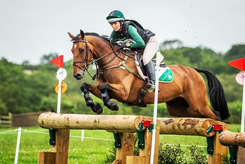 INTERNATIONAL: Susie Berry fourth at Burgham