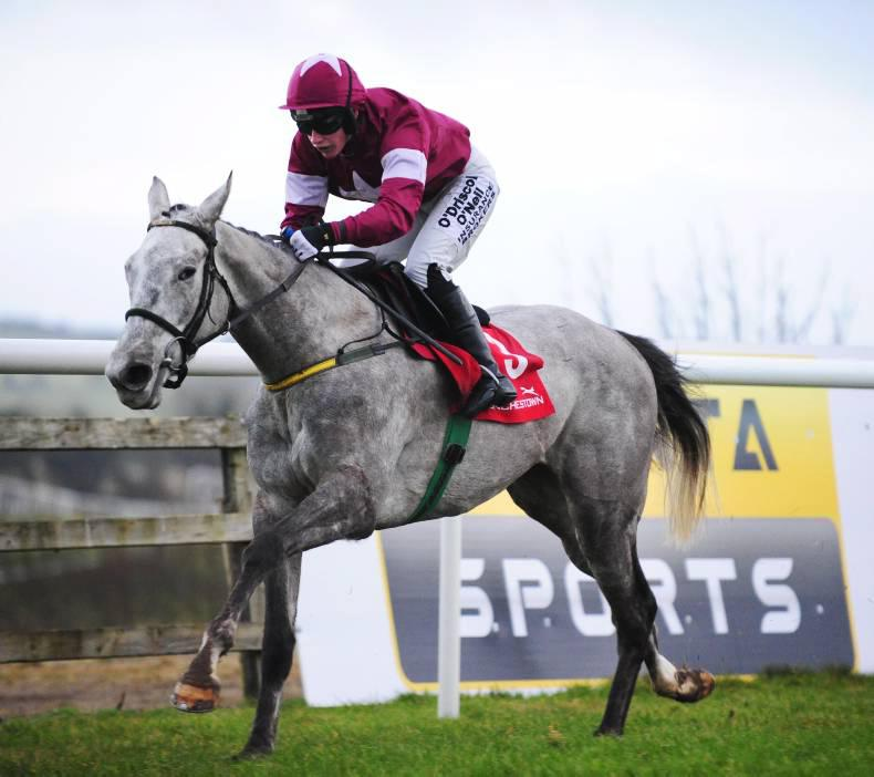 PUNCHESTOWN: Disko dazzles for Carberry