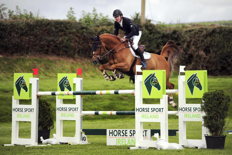 IRISH BREEDERS' CLASSIC: Cool win for Broderick