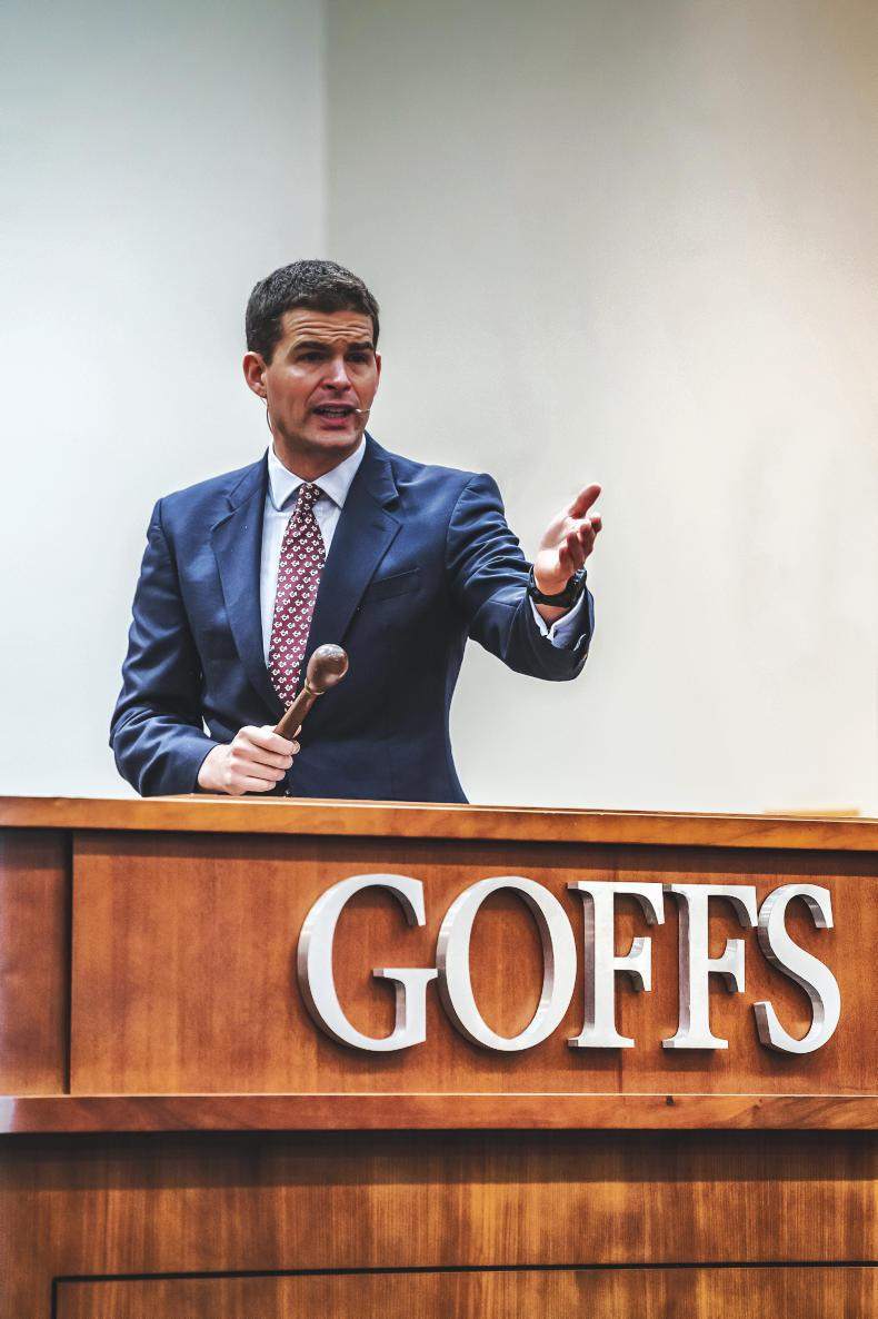 GOFFS UK PREMIER YEARLING SALE: Kent offers perspective on new reality