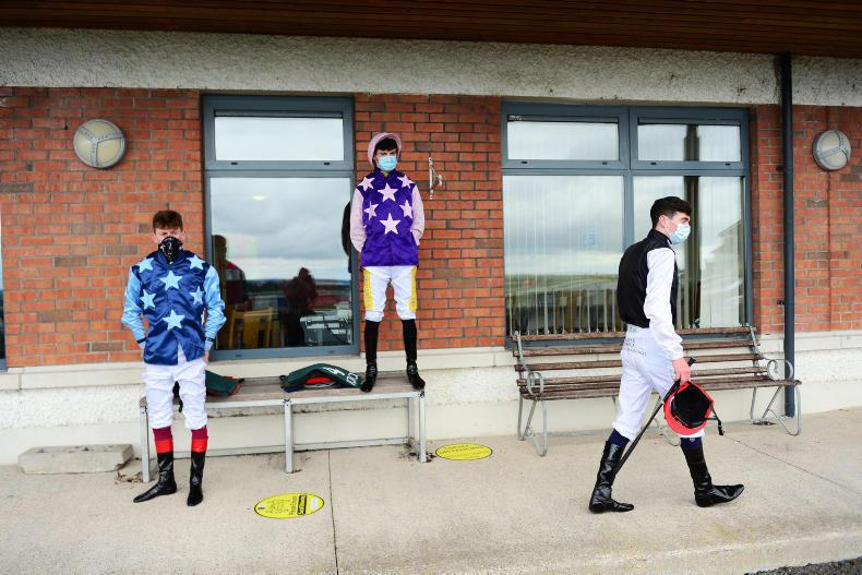 Jockeys able to compete from overseas in Irish Group Ones