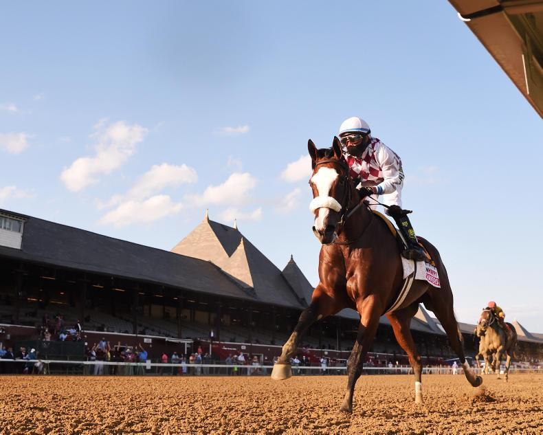 KENTUCKY DERBY: With luck, it's Tiz The Law's Derby
